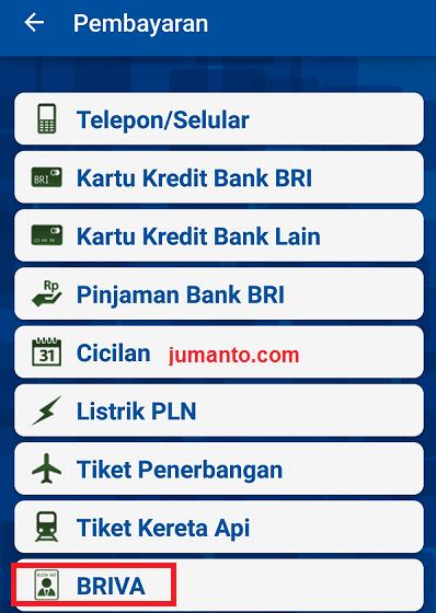 Begini Cara Top Up Saldo Linkaja Pakai Bri Mobile Atm Sms Banking