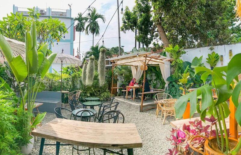 Fliflop Coffee, tempat ngopi di Bandar Lampung