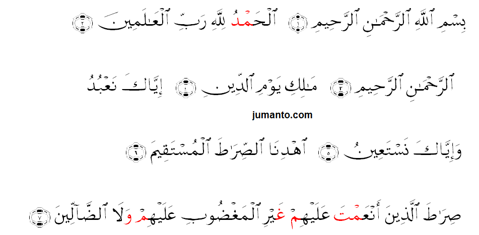 contoh bacaan idzhar syafawi beserta surat dan ayatnya