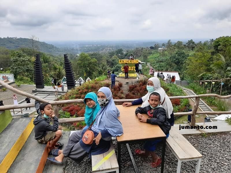 Lengkung Langit Di Kemiling Bandar Lampung Yang Hits Banget