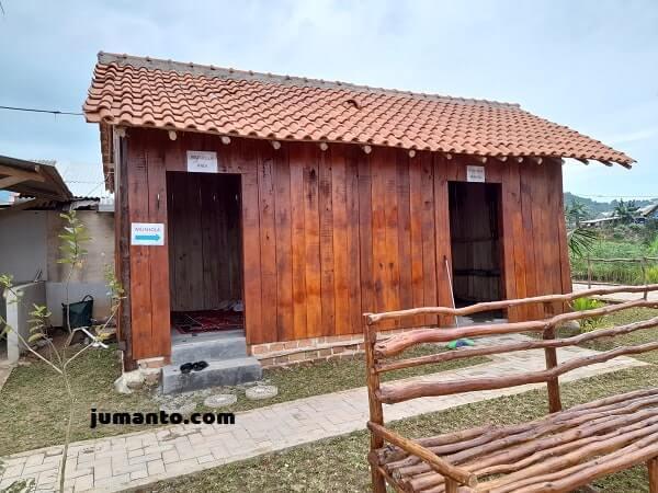 fasilitas mushola kampung vietnam kemiling