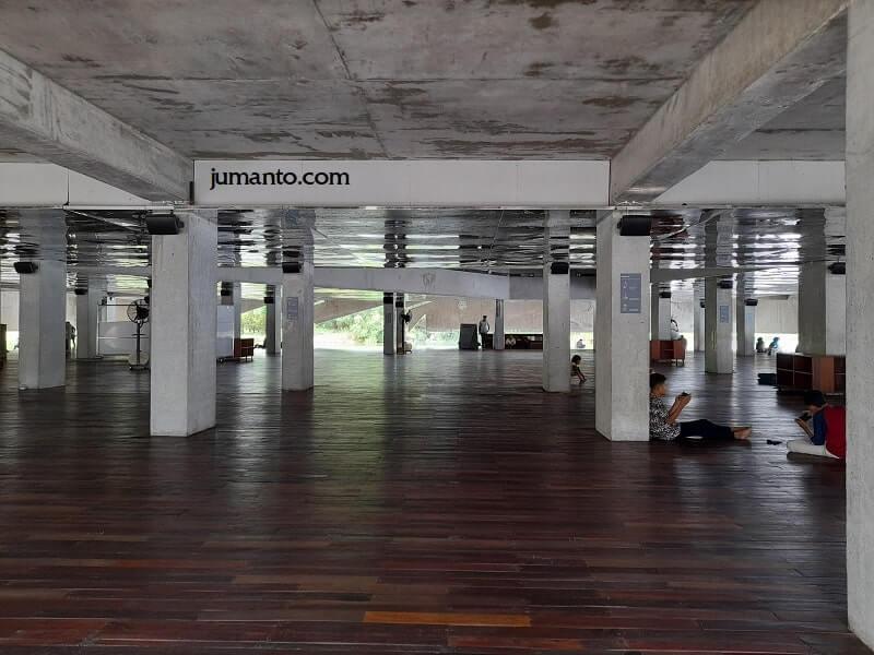 masjid islamic center tulang bawang barat lampung