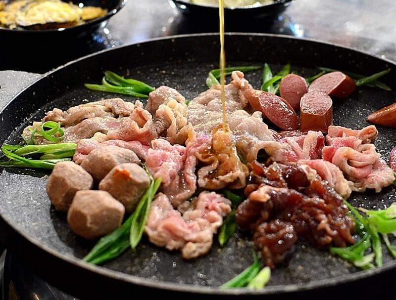 Restoran Tempat Makan Ala Korea Di Bandar Lampung Yang Kekinian