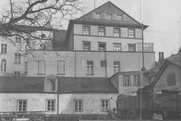 Quartel General da Gestapo em Koblenz