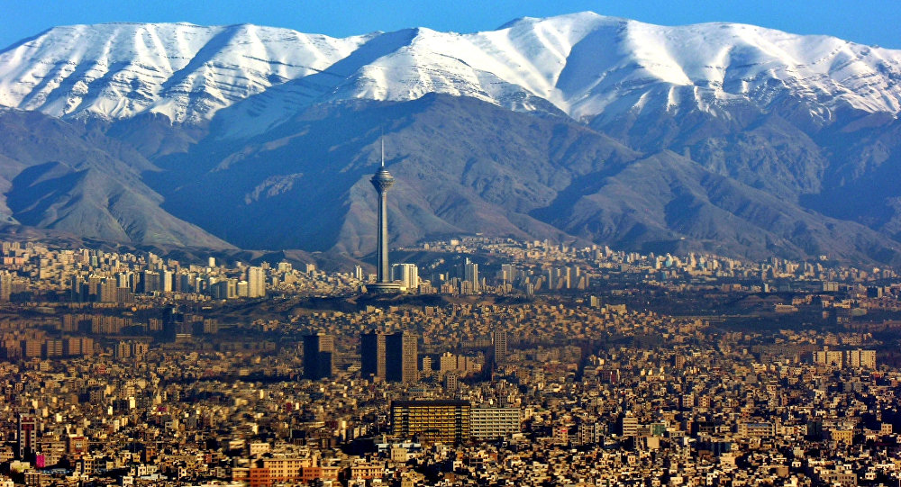 The truth about (travelling through) Iran