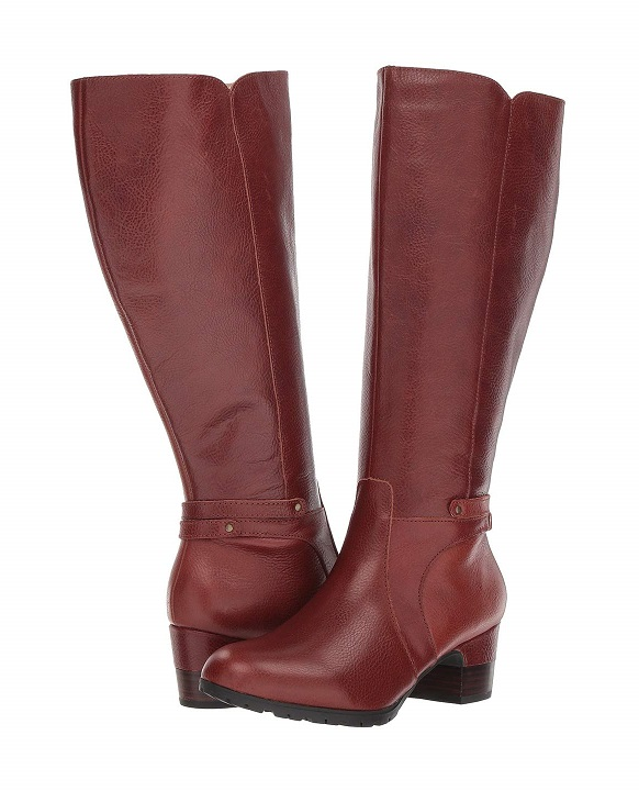 e4b2c7b800fe Brown Wide Calf Boots for Women - Wide Calf is a chic boot that will easily