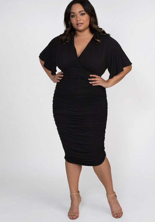 Plus Size Little Black Dress - New Styles of The Classic LBD in Plus ...