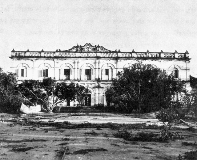Old Chakma Royal Palace, Rangamati (Ramatti)