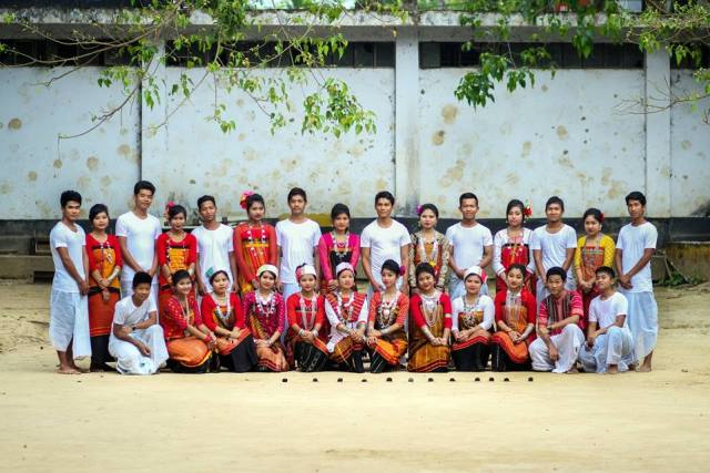 Tanchangya people by Heronmoy Tanchangya Emon
