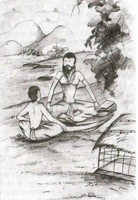 Sumonto and Yogi