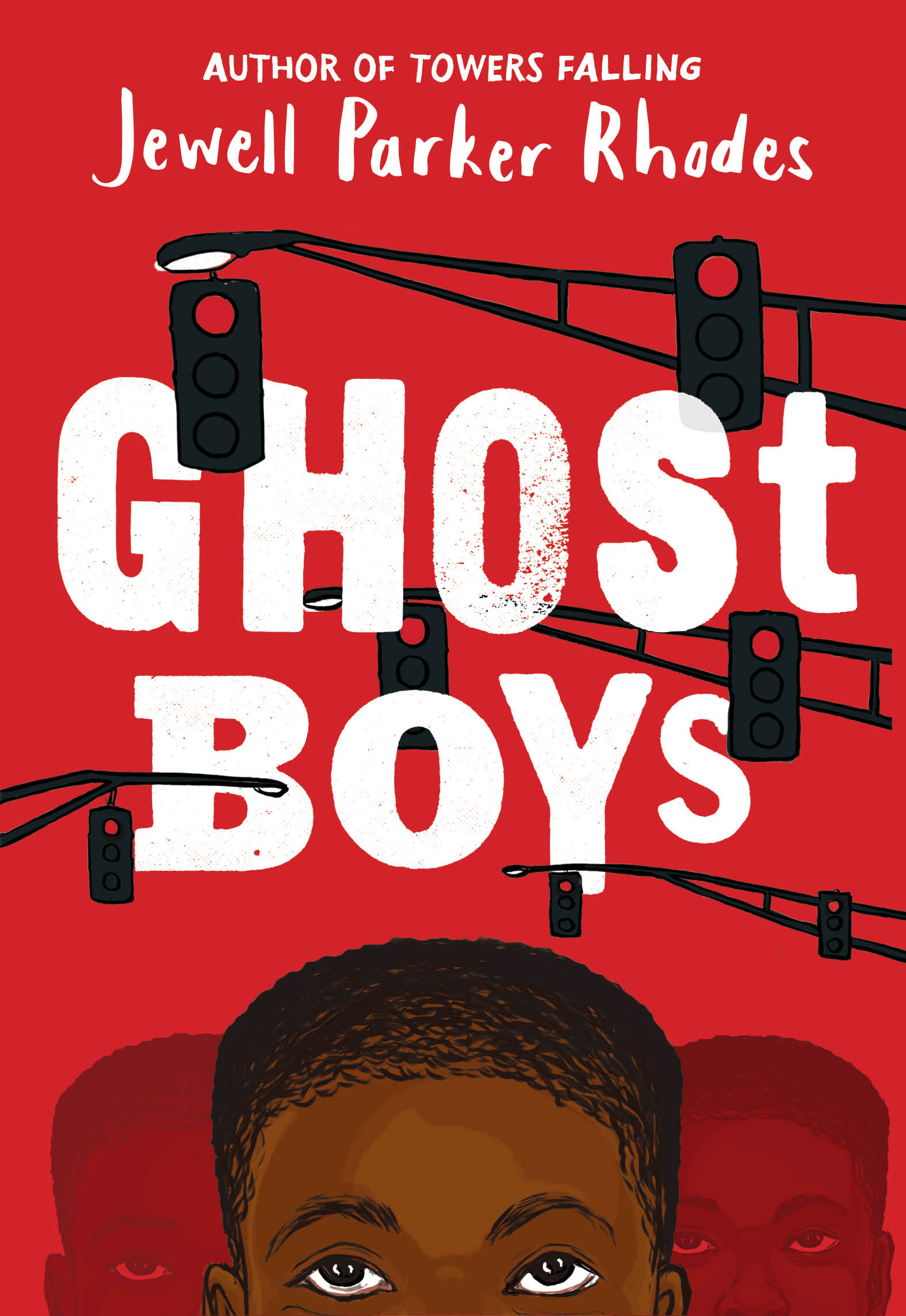 Image result for ghost boys cover