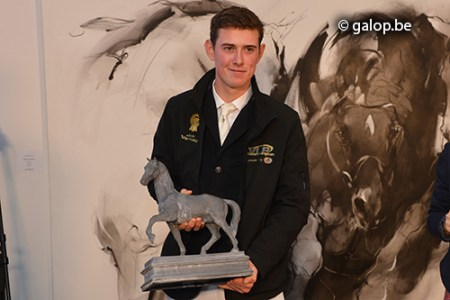Jos Verlooy VLP Talent Of The Year. - News - Jumping Mechelen