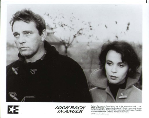 Image result for burton and bloom in look back in anger