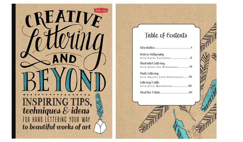 "book: ""Creative Lettering and Beyond"""