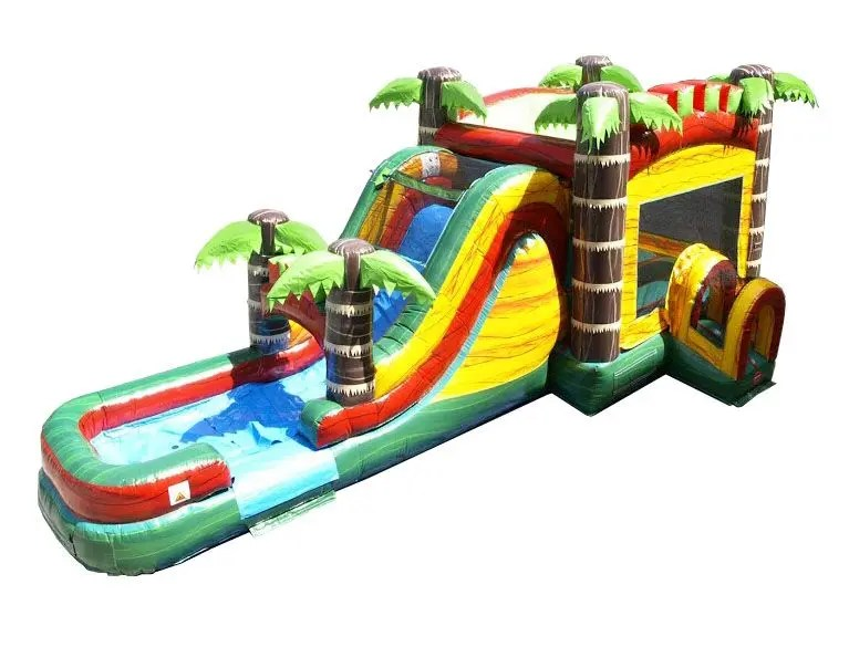 Inflatable Bounce house Slide Water Inflatable