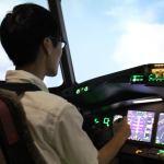 SKY ART JAPAN フライトシミュレーター