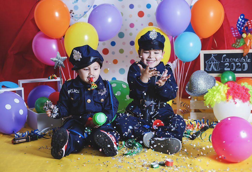 Foto di Carnevale per i tuoi bambini