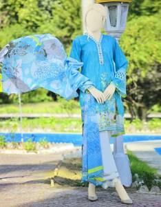 Junaid Jamshed JLAWN S JDS-21-1045 SUMMER Spring Summer