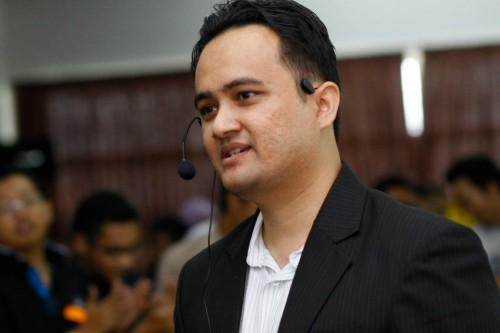 Presiden PUIM - Gero Azrul