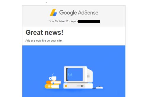 Tips Bagaimana Cara Pantas Dapatkan Akaun Google Adsense Full Account_1