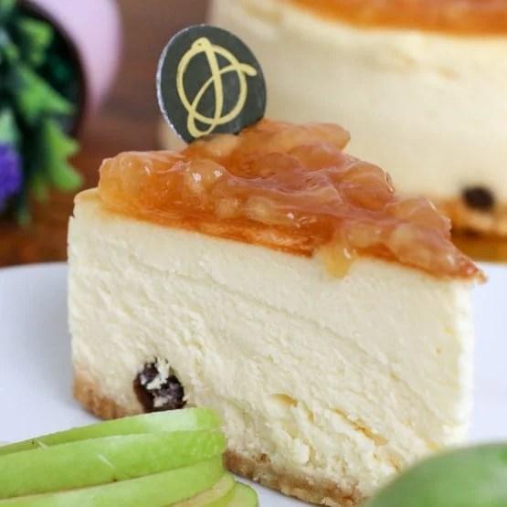 apple cheese birthday cake malaysia
