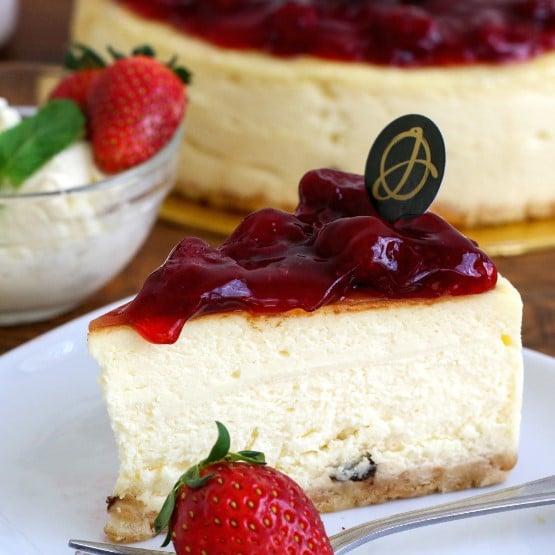 strawberry cheesecake malaysia