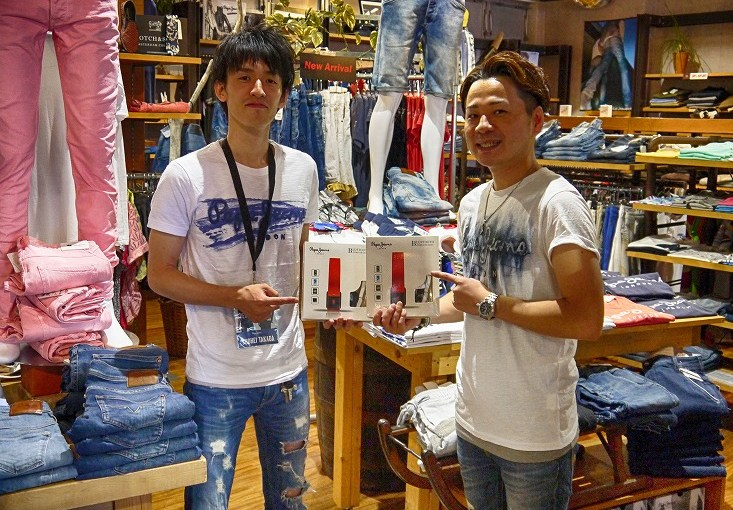 【PEPE Jeans  Events!!】
