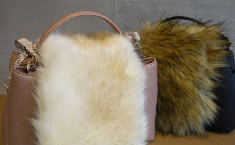 【smirnasli REMOVE FUR BAG】
