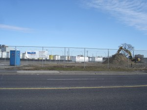 1415 Weston Rd, the rest of the plant is right next door to the north