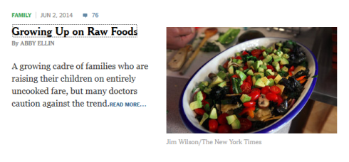 Growing Up on Raw Foods - The New York Times_files