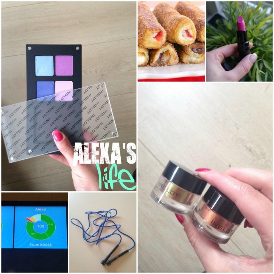 Alexa's life | inglot, contactcare