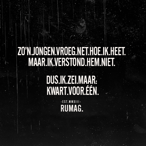 rumag quotes stappen