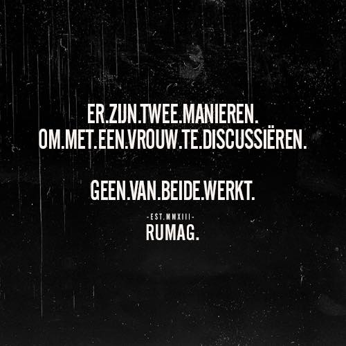rumag quotes discussieren