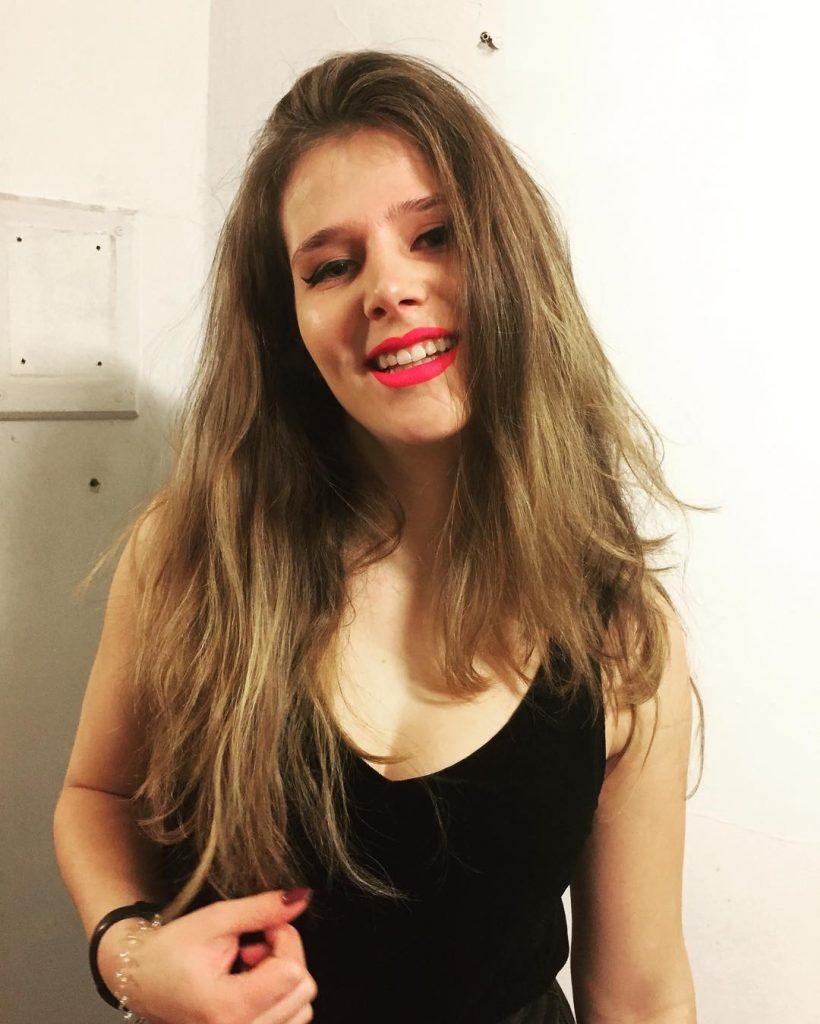 long hair date night