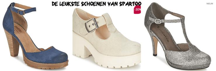 de leukste schoenen van spartoo