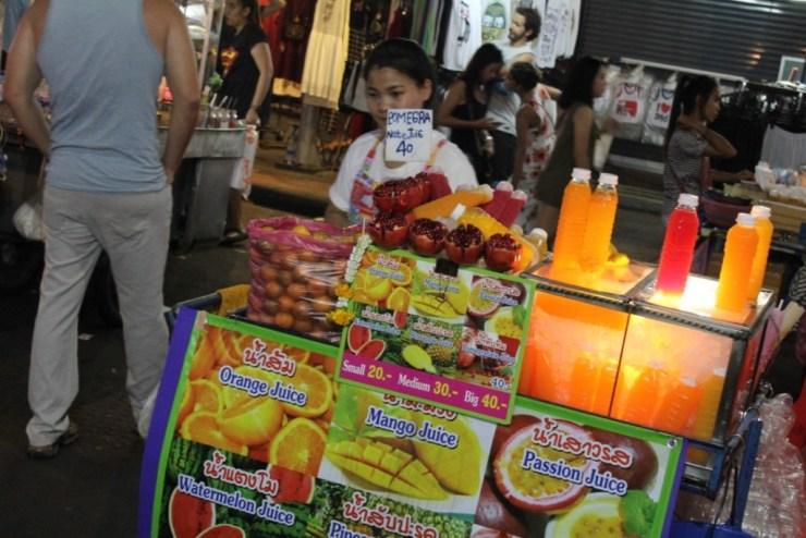 Khao San Road streetfood