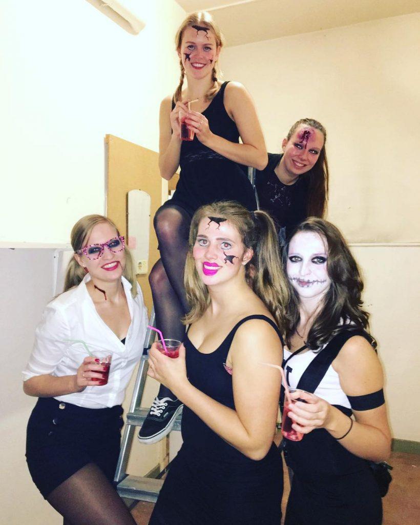 Halloween met m'n girls