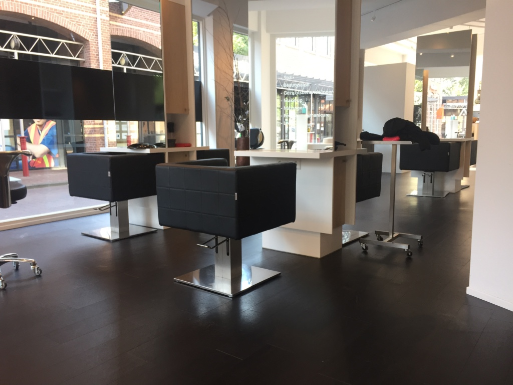 Lifestyle salon lilou inrichting