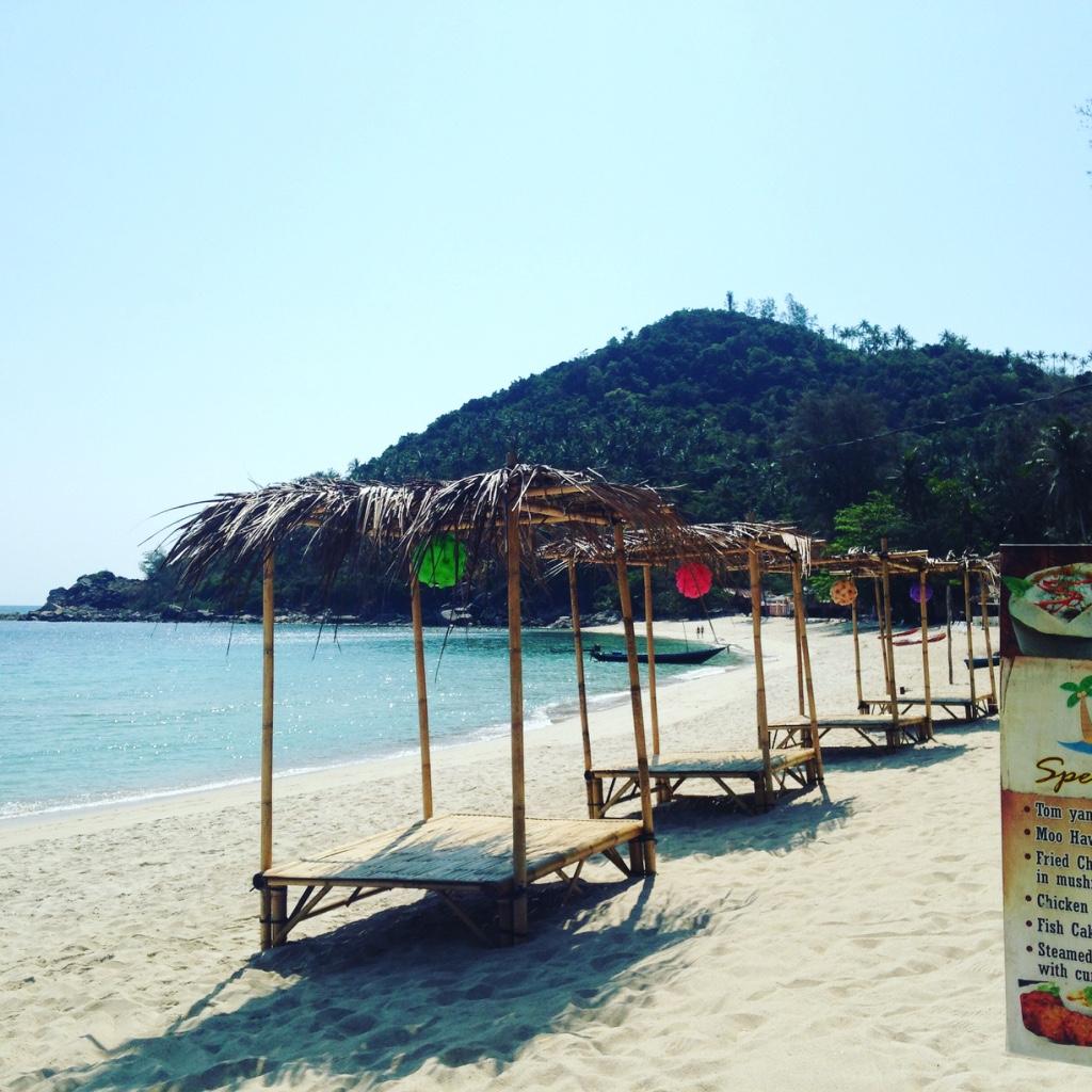 prachtig strand bottle beach