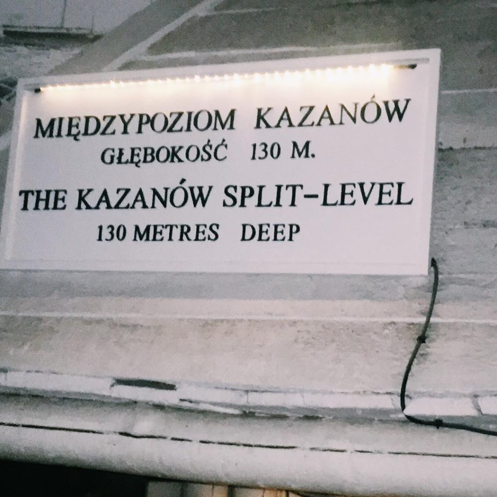 130 meter diep