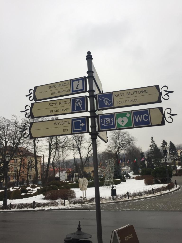 Een bezoekje aan de Wieliczka zoutmijn, Krakow