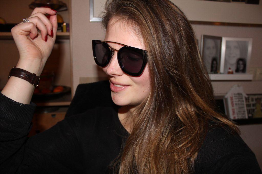 cheapass zonnebrillen wearing