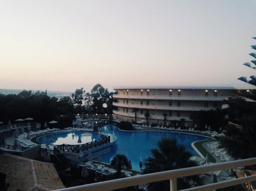 zwembad kalithea mare