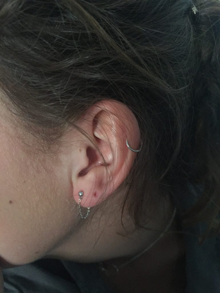 oorbelletje