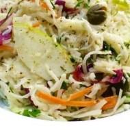 Easy Celeriac Remoulade Salad