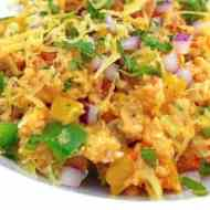 Easy Recipe Scrambled Eggs with Bell Pepper