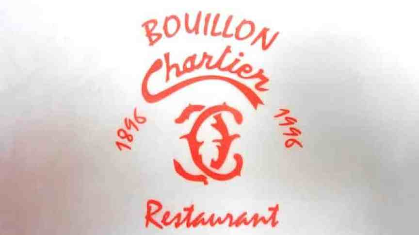 Lunch at Le Bouillon Chartier in Paris! This authentic restaurant is known for its simple French cuisine and forgotten French classics.