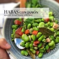 Best Spanish Habas Con Jamon