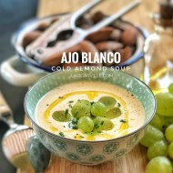 Best Cold Almond Soup (Spanish Ajo Blanco)