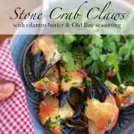 Best Buttery Stone Crab Claws Recipe